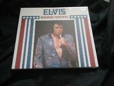 Elvis Presley Summer Festival Sealed FTD CD