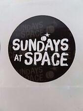 Sundays at Space Ibiza 2016 Stickers memorabilia
