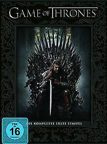 Game of Thrones - Die komplette erste Staffel [5 DVDs] vo... | DVD | Zustand gut