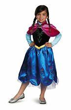 New Disney Frozen Anna Child Costume Xs 3T-4T