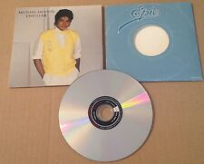 Michael Jackson - Thriller Dual Disc Video & Audio On 1 Disc Numbered & Limited!