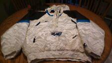 Carolina Panthers Starter NFL Pro Line Insulated Jacket Size Large