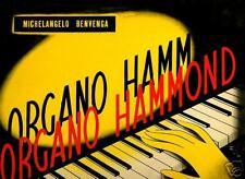LP MICHELANGELO BENVENGA ORGANO HAMMOND THE SWISS TRIO