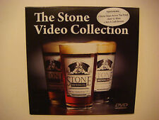 DVD ~ The STONE Brewery Video Collection: Skips Across the Pond, Beer vs. Wine +