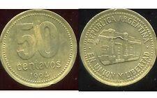 ARGENTINE 50 centavos 1994  ( bis )