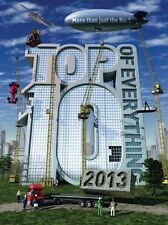 Top 10 of Everything 2013 Top Ten of Everything
