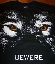 HBO True Blood  BEWARE WEREWOLF T-Shirt XL NEW Alcide