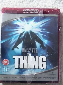 76120 HD DVD - The Thing [NEW / SEALED]  2007  824 858 5