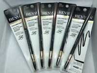 (REVLON) 1 COLORSTAY BROW PENCIL-ANGLED TIP/BLENDING BRUSH(WATERPROOF WEARS UP T