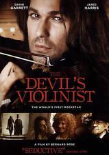 The Devils Violinist (DVD, 2015)