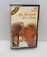MY FAVOURITE LOVE SONGS--1983 POLYDOR CASSETTE TAPE--FREE UK SHIPPING