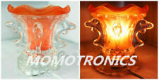 Clearance Dimmable Glass Electric Oil Burner Dolphin shape Night lights Lamp