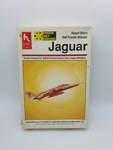 Hobby Craft 1/72 Scale Jaguar Jet Model HF1339 RAF/French Attacker - NOS
