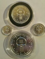 2013 Budsgun Shop $25 Second Amendment Dollar 1//2 Ounce .999 Fine Silver