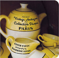 Very Good, The Best Vintage, Antique and Collectible Shops in Paris, Pauly, Edit
