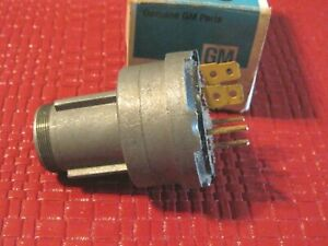 NOS 1961-1962 Oldsmobile Ignition Switch, in box!