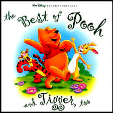 Disney Enhanced CD Best of Pooh Tigger Too Childrens Bonus Video NEW  ECD