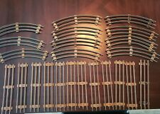 """Lot of Lionel """"O27"""" Track - 21 Pieces"""