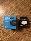 Amazon Echo Dot 3rd Generation PLUS Smart Plug Alexa BRAND NEW FACTORY SEALED