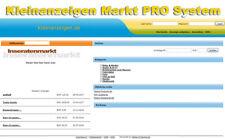 Kleinanzeigen Markt PRO System - PHP-Script