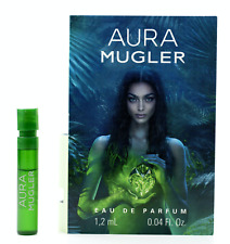 Aura By Thierry Mugler Eau De Parfum Vial 1.2ml Sample