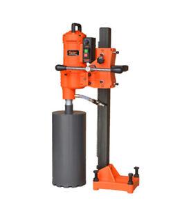 CAYKEN Diamond Core Drill Machine for Reinforced Concrete SCY-2550E