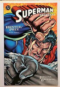 Superman / Doomsday: Hunter / Prey #3 (Jun 1994, DC) VF/NM