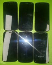 LOT 6x Samsung Galaxy Nexus SPH-L700 (Sprint) -Used For Parts POWER UP TESTED