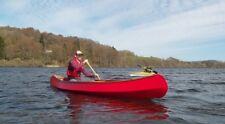 "Peasemarsh 14' (4.42m) ""Canadian"" Style Open Canoe Diy Plans/Full Size Patterns"