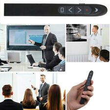 2.4GHz Wireless Red Laser Pointer PowerPoint PPT Tutor Presenter Remote Control