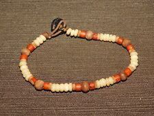 VINTAGE JEWELRY 2 OLD BEADED NECKLACES