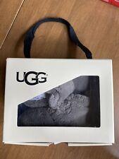 UGG Bixbee Terry Cloth Booties Baby 0/1 Grey