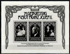 Photo Essay, Liechtenstein Sc710 75th Birthday of Prince Franz Joseph II.