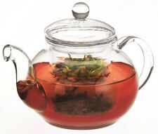 Avanti Eden Glass Teapot With Infuser 600ml 4 Cup