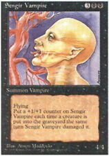 FBB Japanese Sengir Vampire ~ Heavily Played 4th Edition Fourth Foreign Ultimate