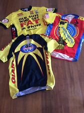 Voler Cycling Jersey Lot 3 Shirts Xl Fat Guys, Sacramento, Giant-good Preowned