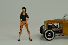 Movie personaje Girl Model danika figuras figurines greasers 1:18 American Diorama