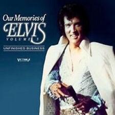 Elvis Presley - Our Memories Of Elvis, Volume 3 - DigiPack CD - New & Sealed