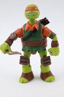 Teenage Mutant Ninja Turtles Action Figure Toy 2014 Playmates TMNT Turtle Orange