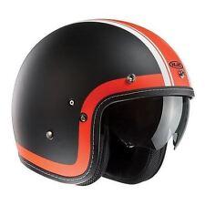 Fibreglass HJC Helmets with Integrated Sun Visor