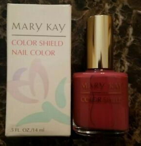 Mary Kay Vintage Color Shield Nail Color *RARE DISCONTINUED COLOR* TOFFEE #1854