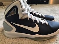 Rare Nike Hyperdunk Size 13 Basketball Shoes
