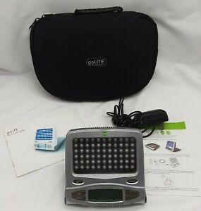 Philips Apollo Health goLITE P2 Blue LED Portable Light Therapy Read Description