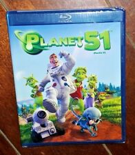 Planet 51 (Blu-ray, 2010, Canadian)