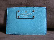 Kate Spade Graham Card Case (Fresh Air) - NWT (WLRU1147)