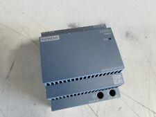 SIEMENS LOGO!POWER 15VDC 4A POWER SUPPLY 6EP1352-1SH03 XLNT USED TAKEOUT !!M/O!!