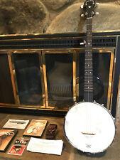Gold-Tone CC-OT Banjo 5-string clawhammer COMPLETE KIT w/ DVD capo etc FREE SHIP