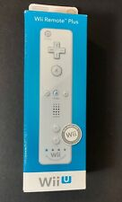 Official Nintendo Wii Remote Plus [ WHITE Edition ] NEW