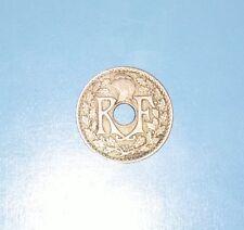 1923 LIBERTE EGALITE FRATERNITE 25 CMES FRENCH COIN RARE