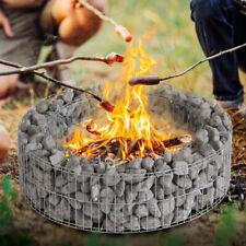 Stahl Höhe 55 cm Feuerkorb Grillfeuer Feuerstelle Gartenfeuer Ø 60